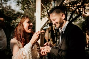 wesele w stylu boho