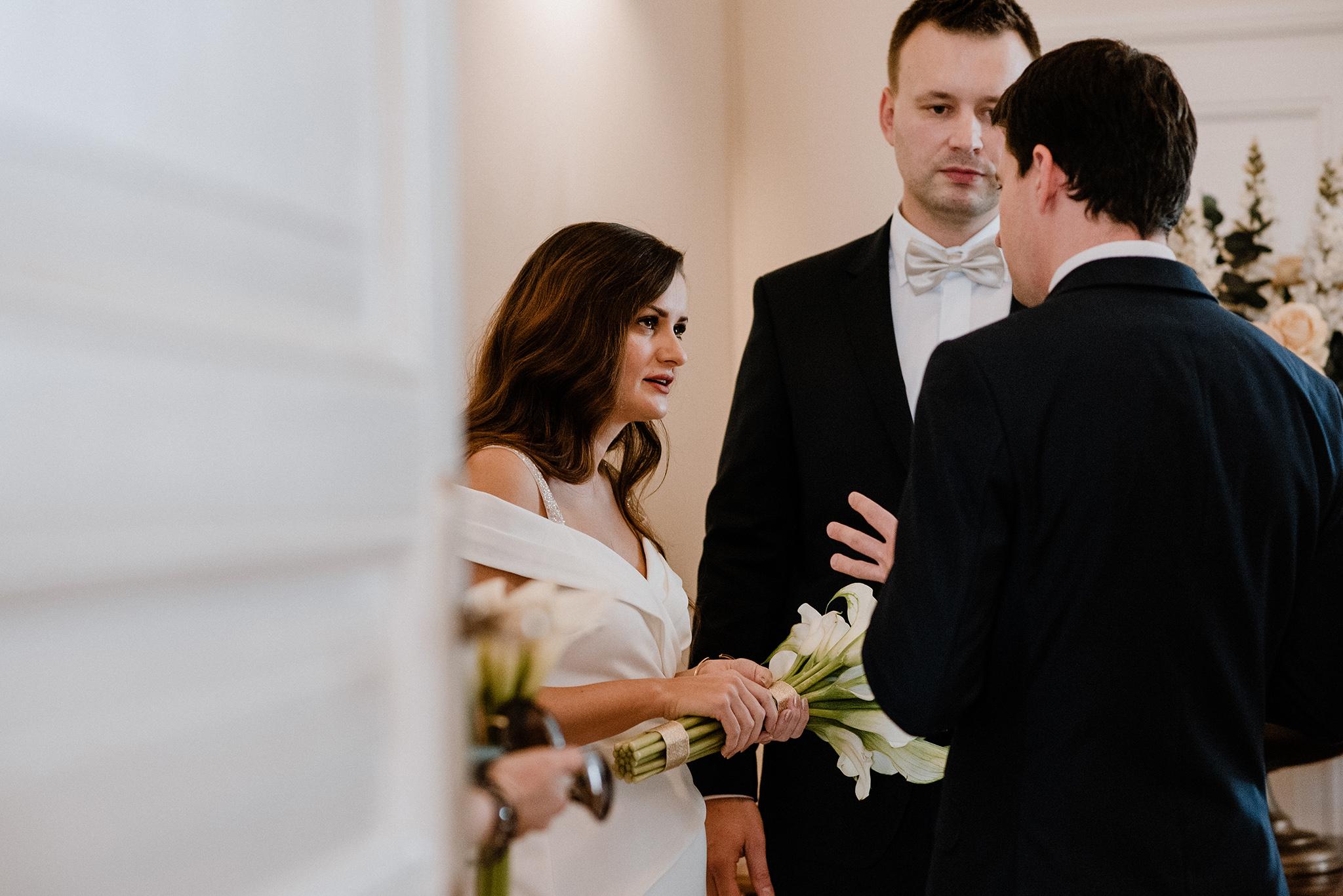 Reportaż ślubny z Pałacu Ślubów i Hotelu H15 | www.pacula.pl