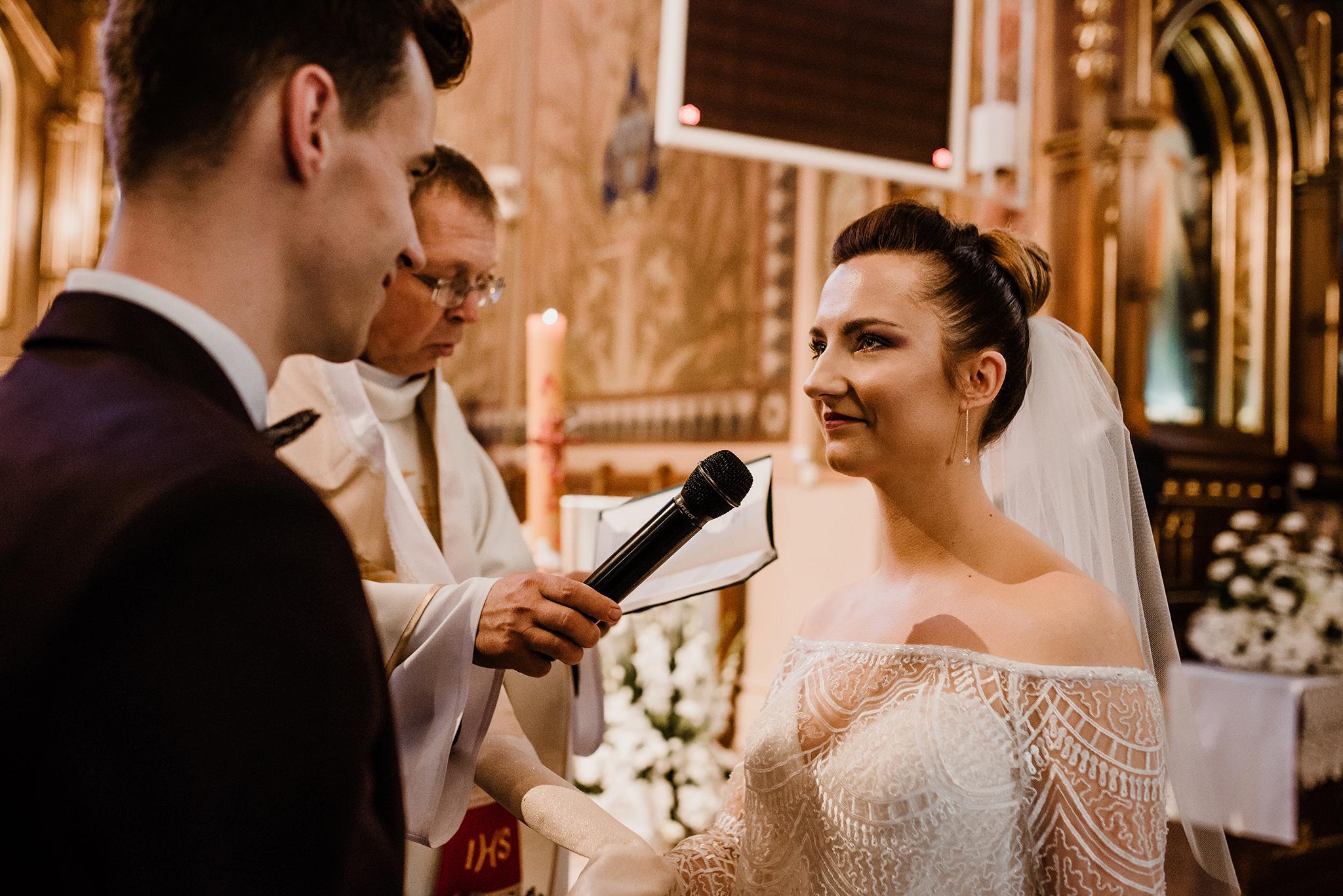 zdjęcia ze ślubu kościelnego