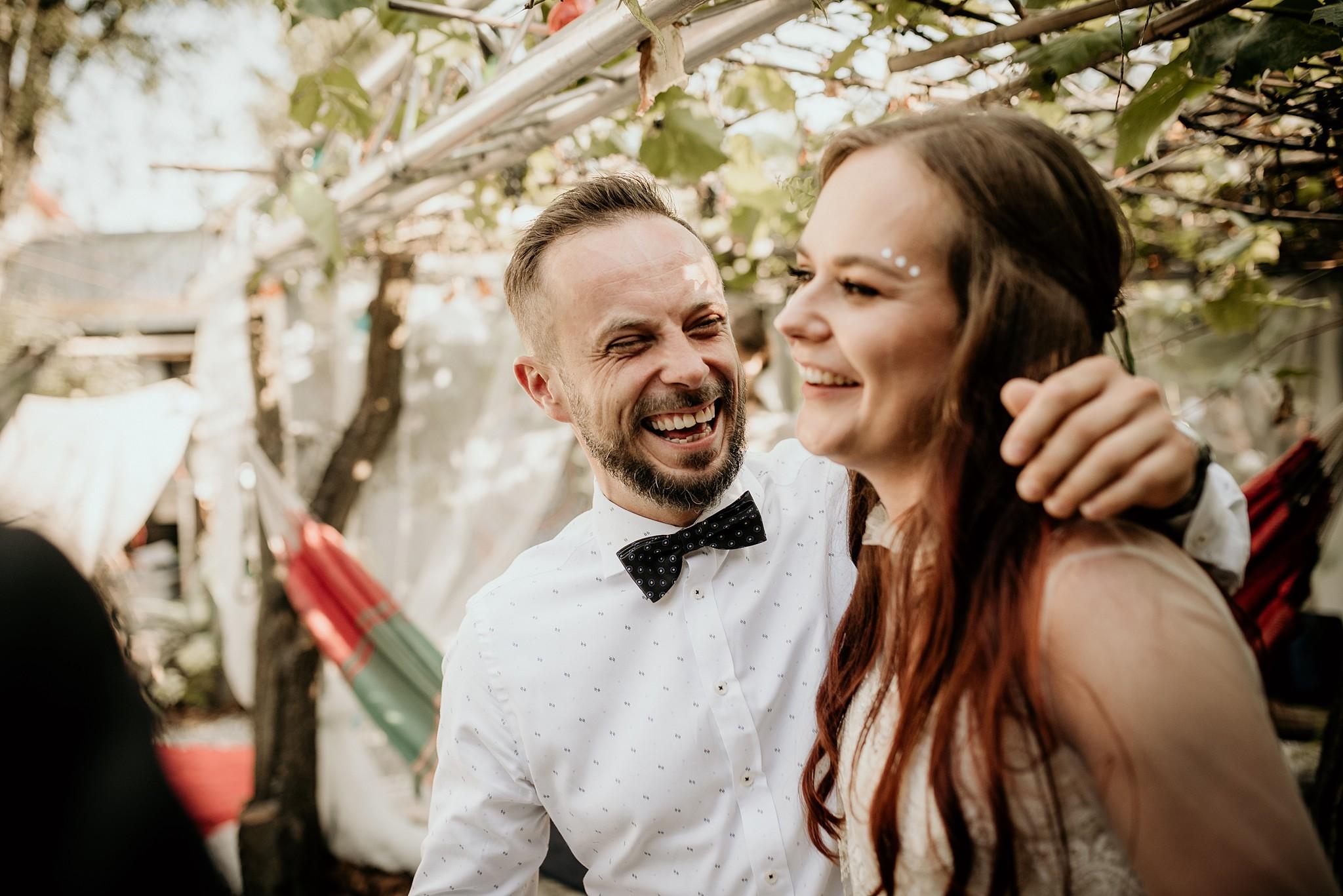 ślub boho reportaż ślubny