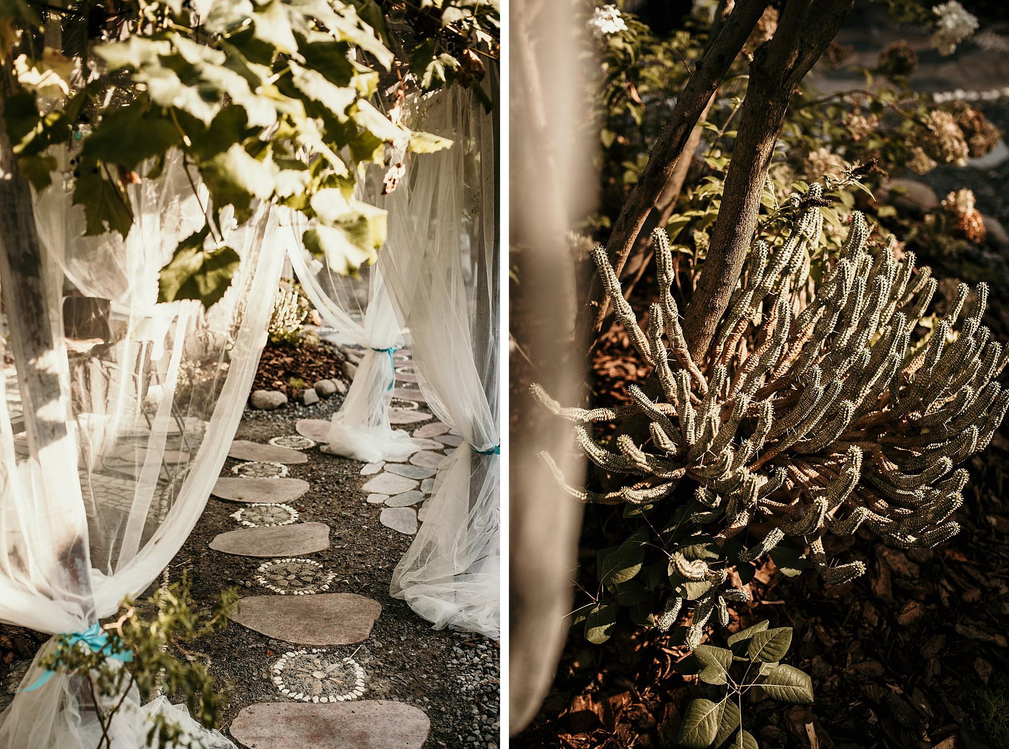 wesele w stylu boho zdjęcia