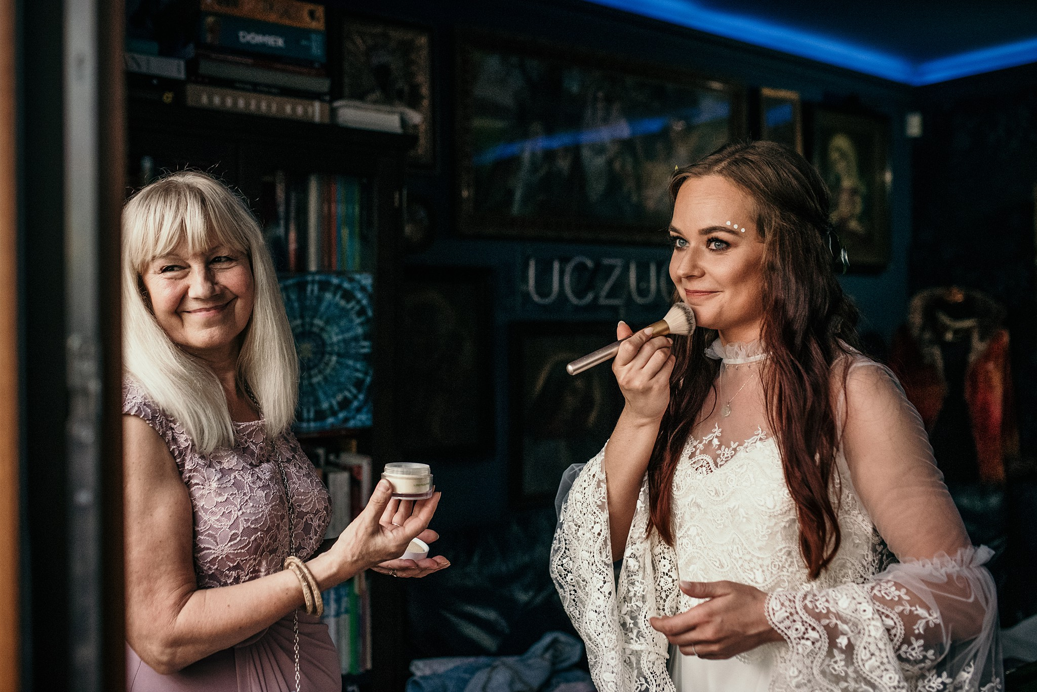 ślub boho slow wedding