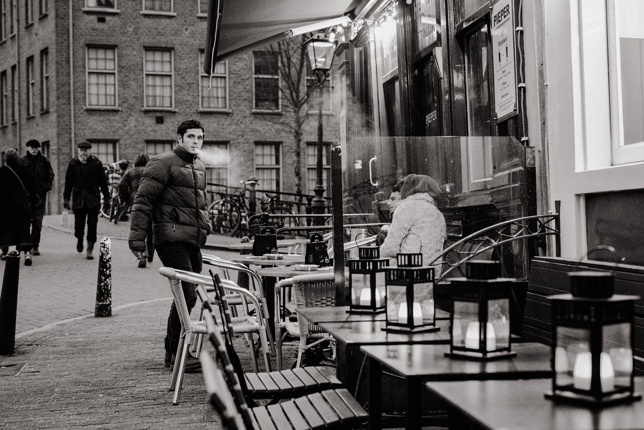 street photography Amsterdam