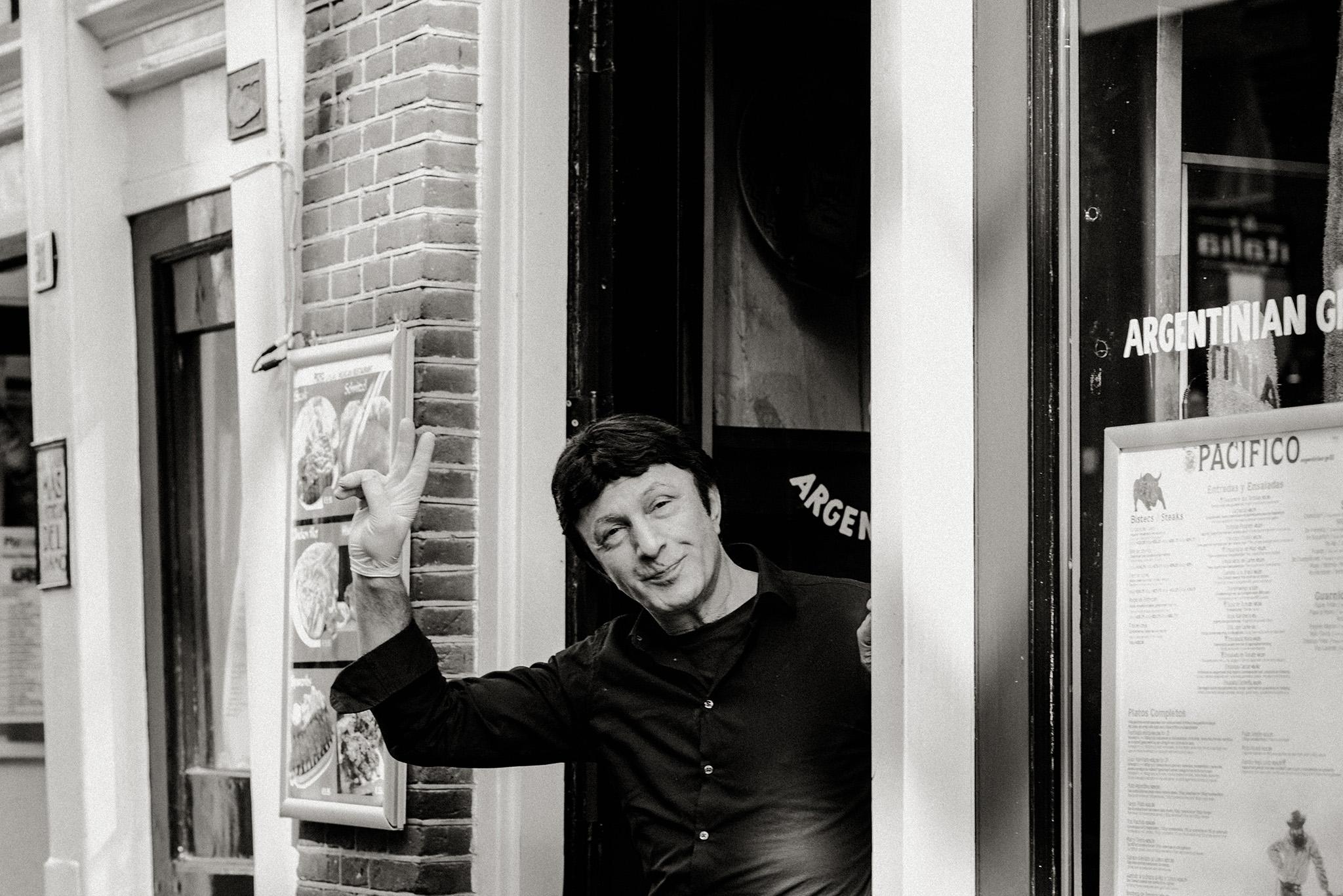 reportaż uliczny Holandia