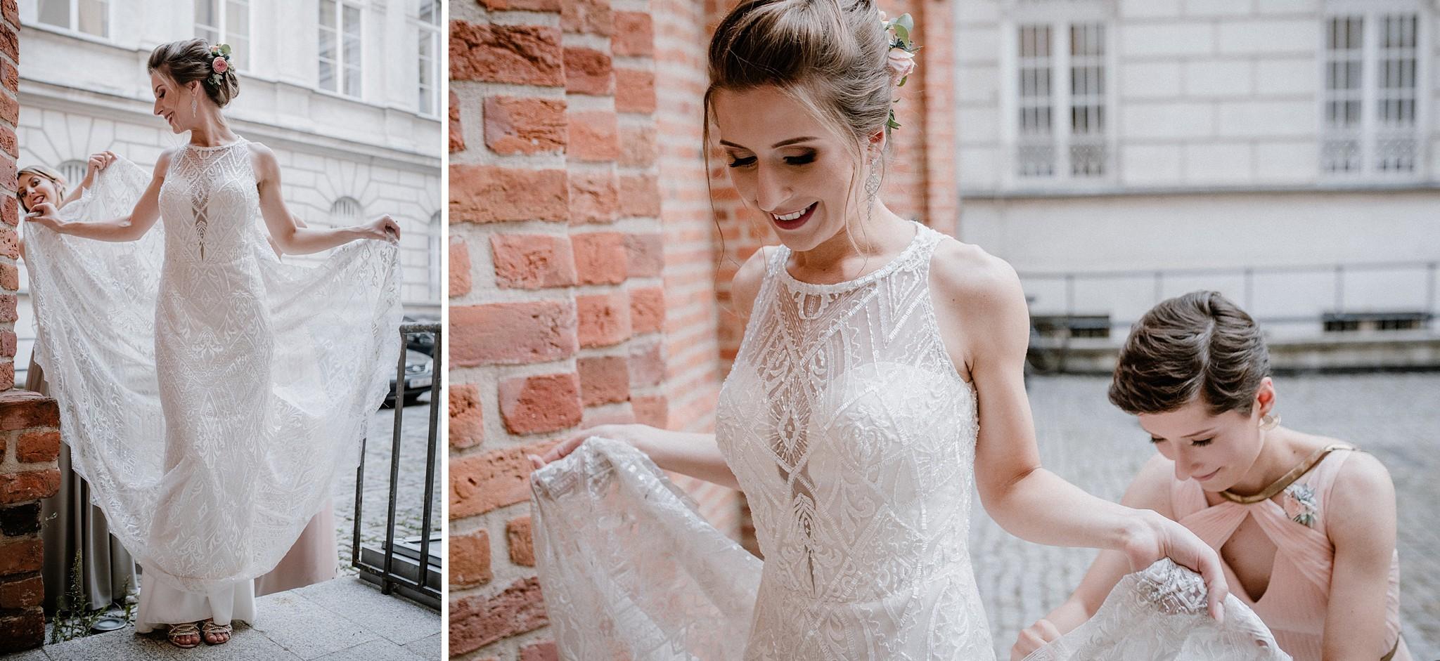 suknia ślubna warszawa zdjęcia