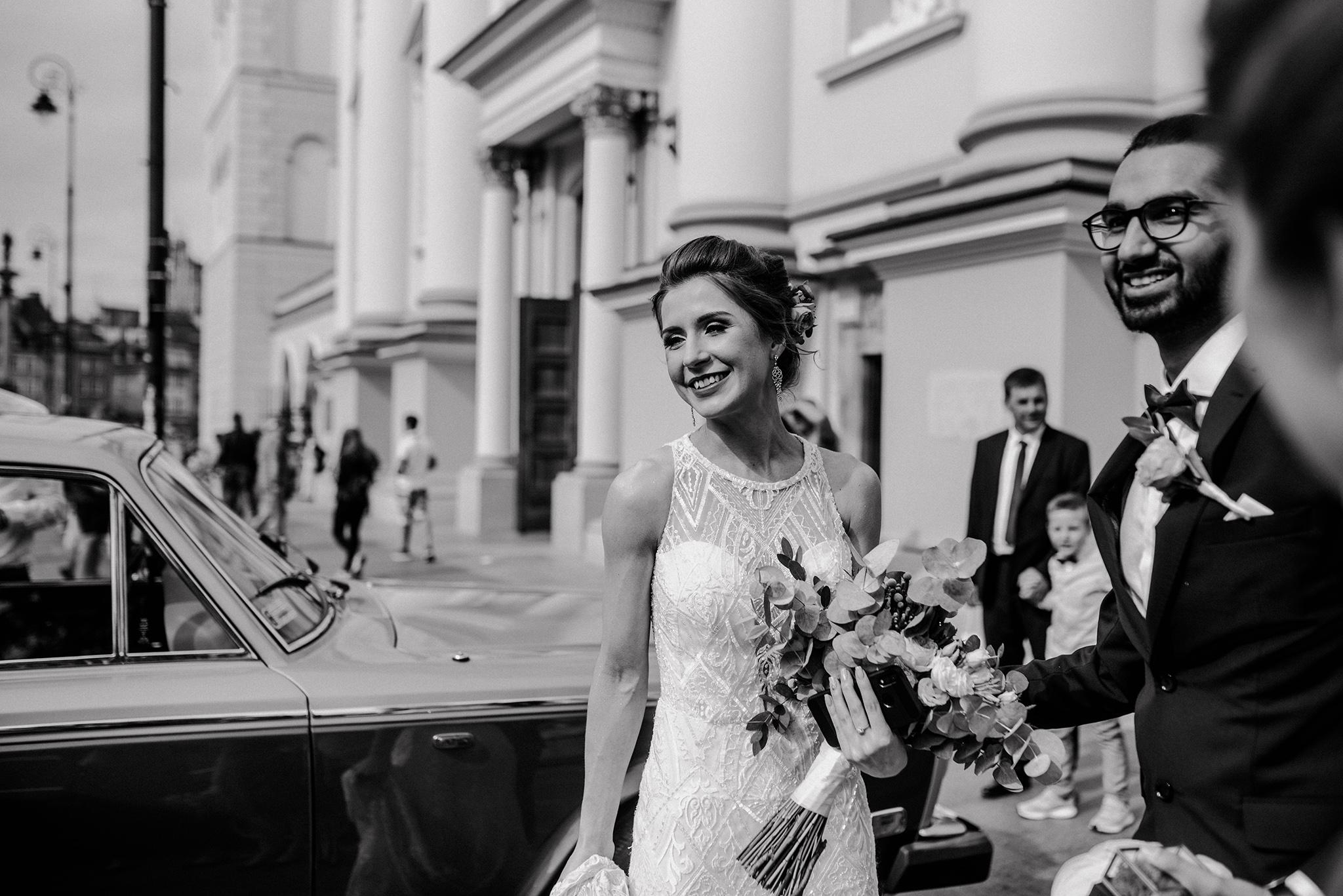 ślub międzynarodowy warszawa
