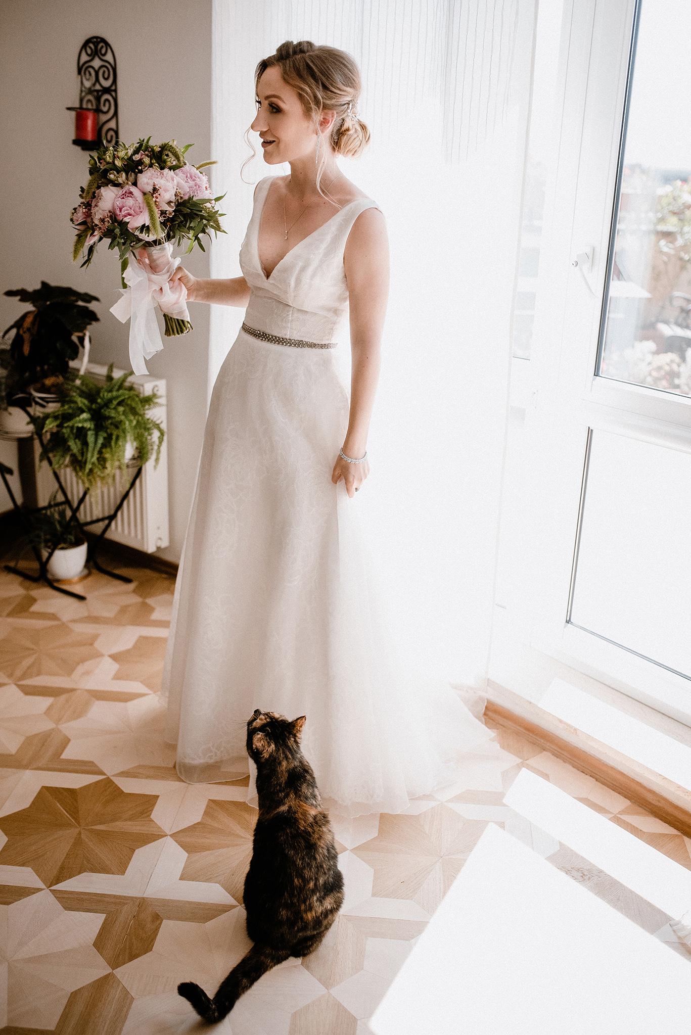 fotografia par reportaż ślubny