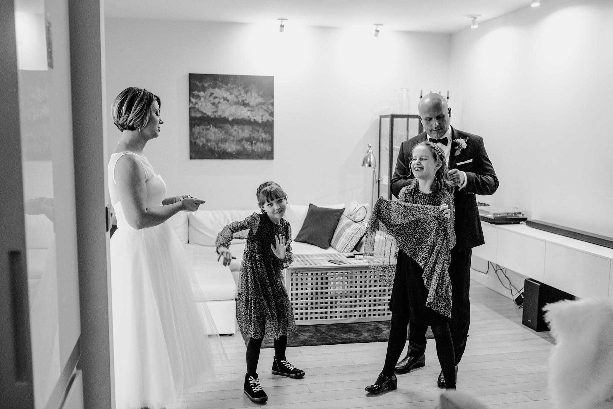 reportaż ślubny fotograf