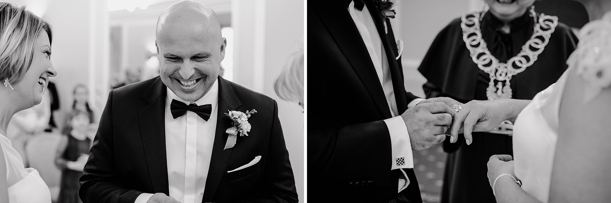 pałac ślubów reportaż ślubny