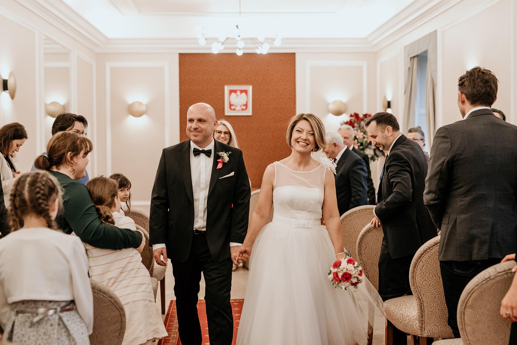 zdjęcia na ślubie fotograf