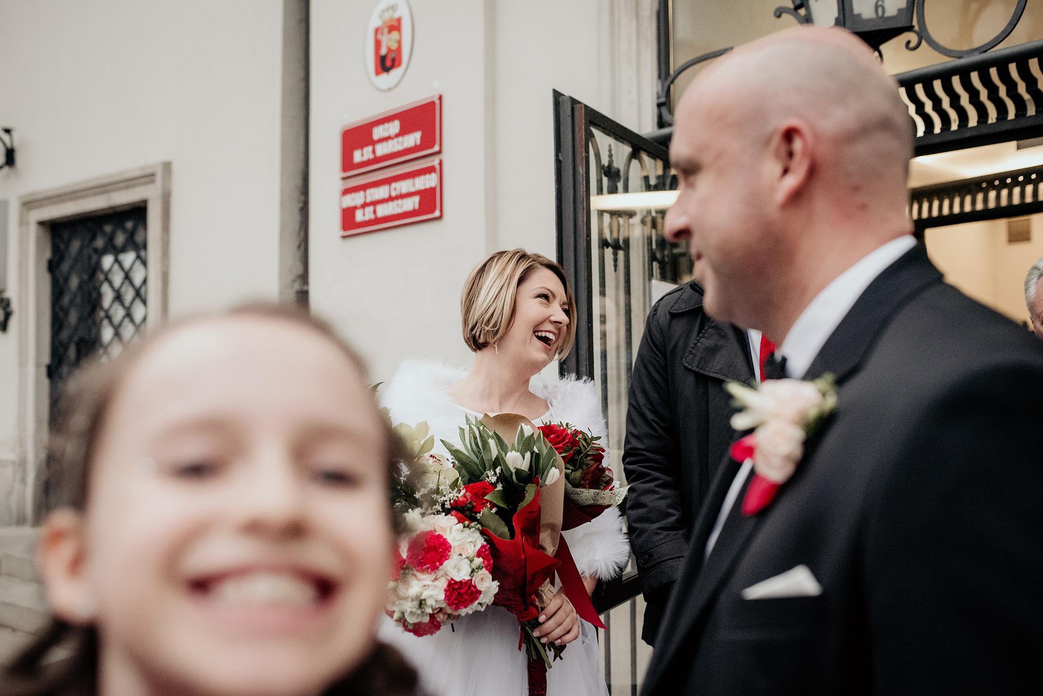 fotograf ślubny reportaż