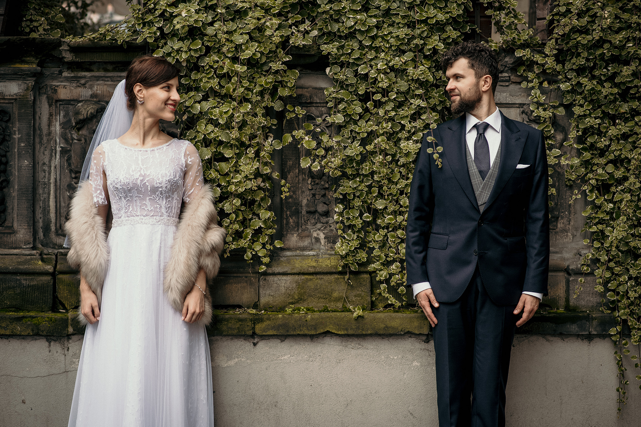 starówka gdańska sesja poślubna