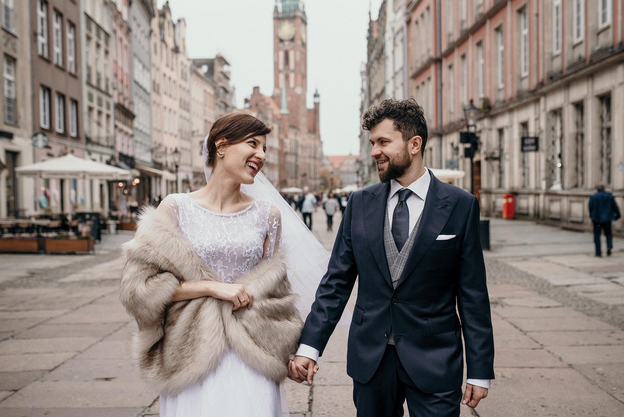 naturalna sesja ślubna trójmiasto