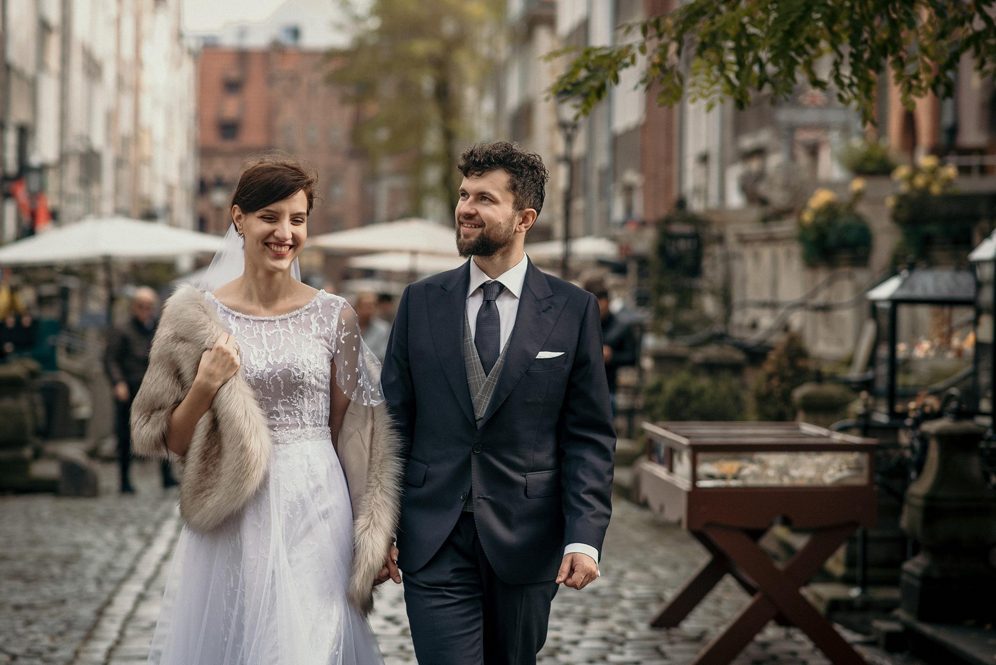 alternatywna fotografia ślubna