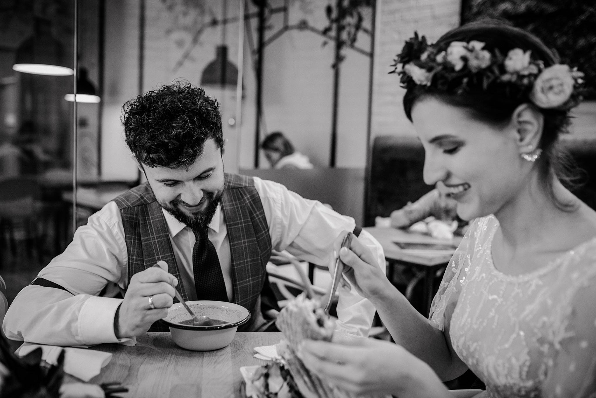 pomysł na zdjęcia ślubne