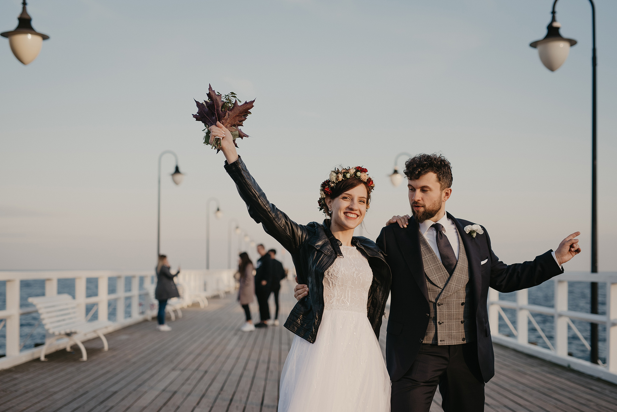 naturalna fotografia ślubna trójmiasto