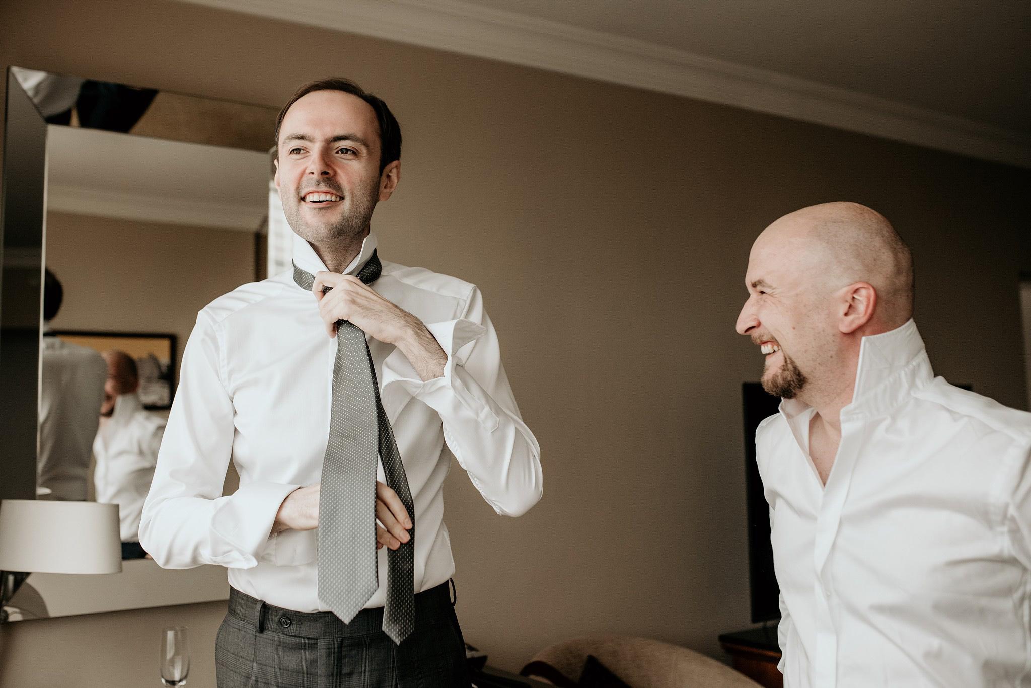 jak wybrać garnitur na ślub