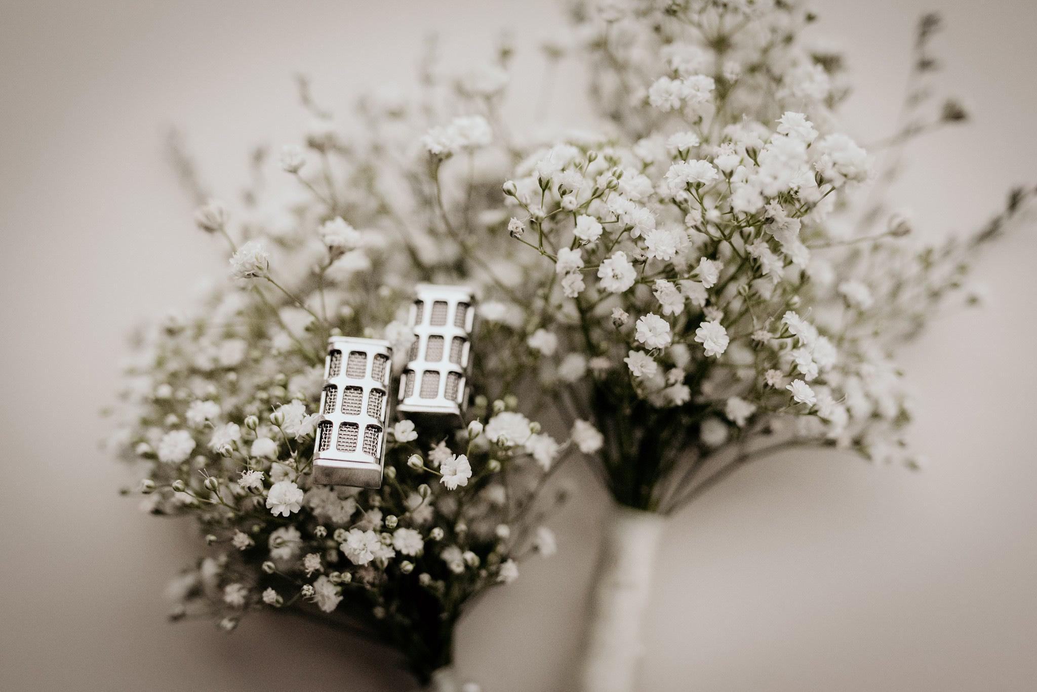 spinki do mankietów na ślub