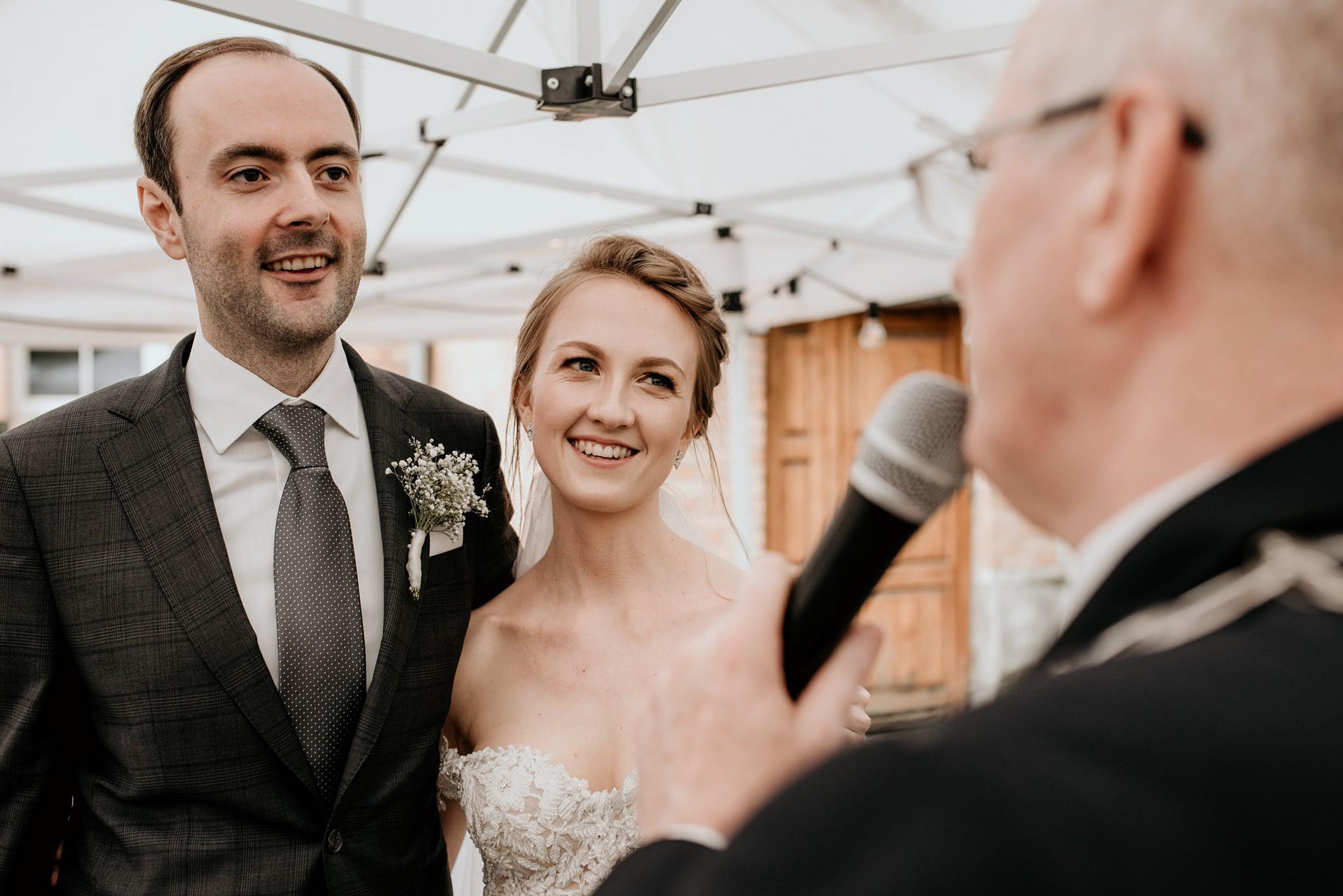 ślub pod namiotem warszawa