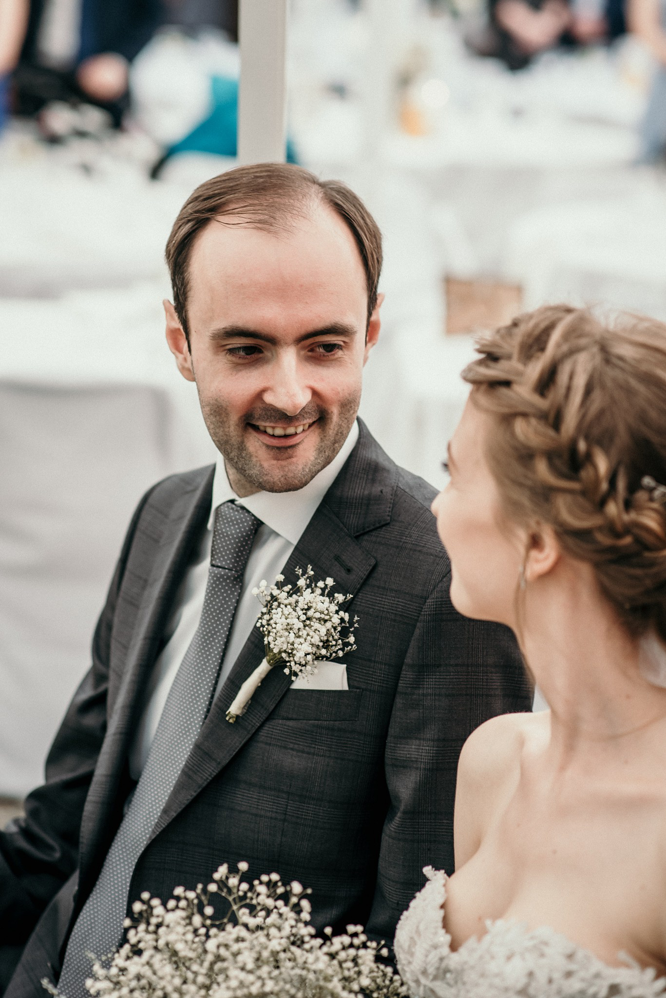 reportaż ze ślubu w plenerze