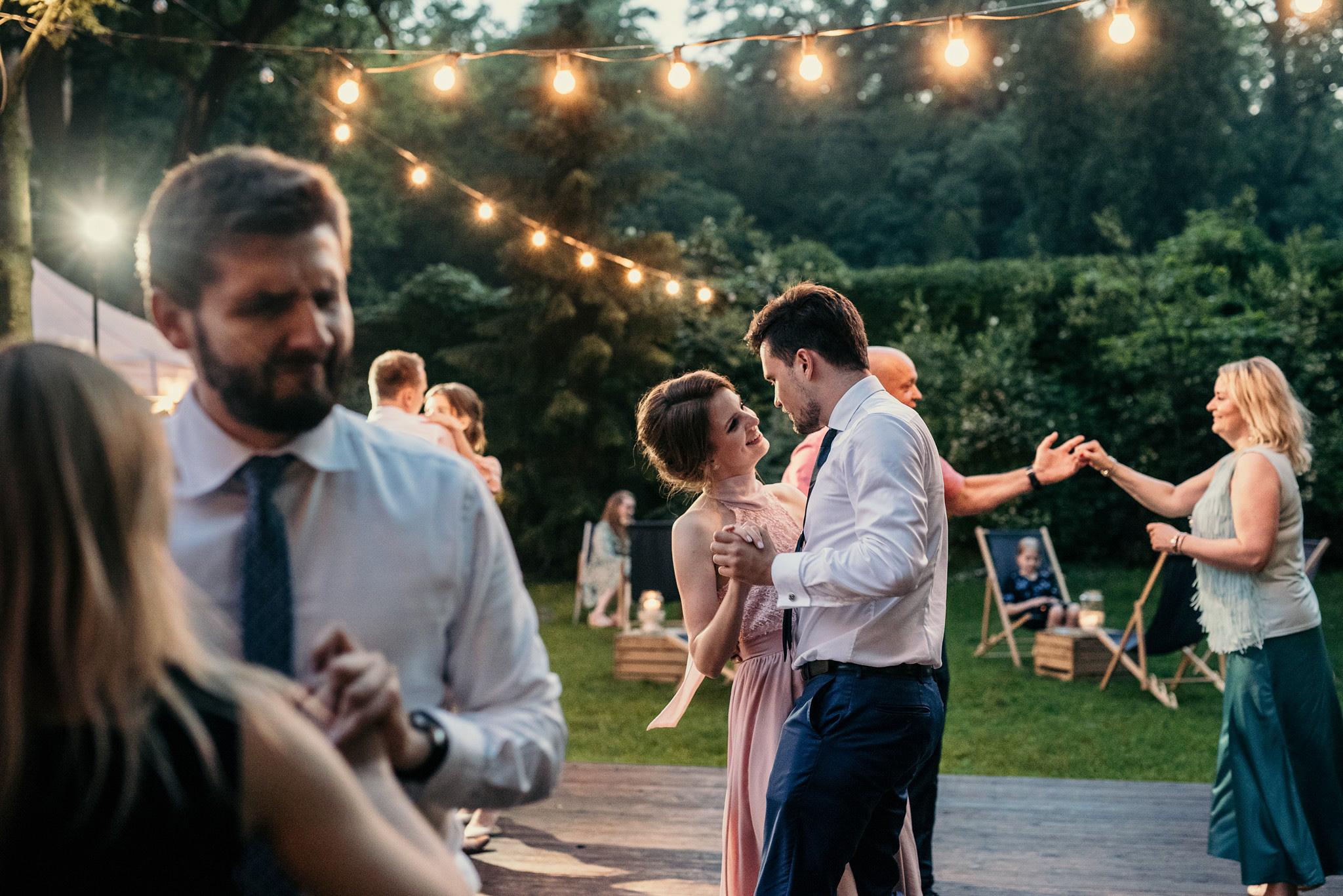 Spokojna 15 wesele w plenerze